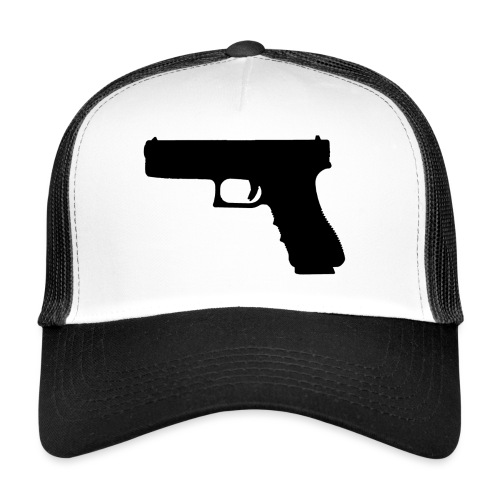 The Glock 2.0 - Trucker Cap