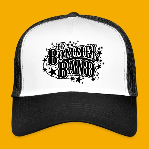 bb logo - Trucker Cap