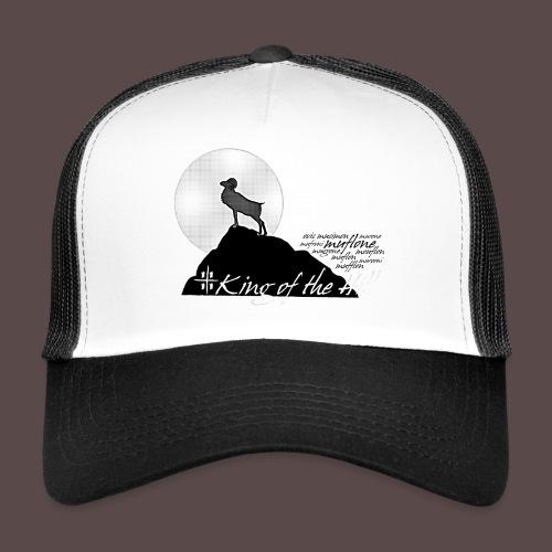 Muflone Halftone - Trucker Cap