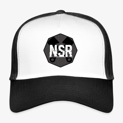 NSR B/W - Trucker Cap