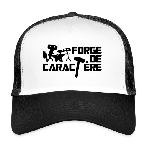 Logo FDC - Trucker Cap