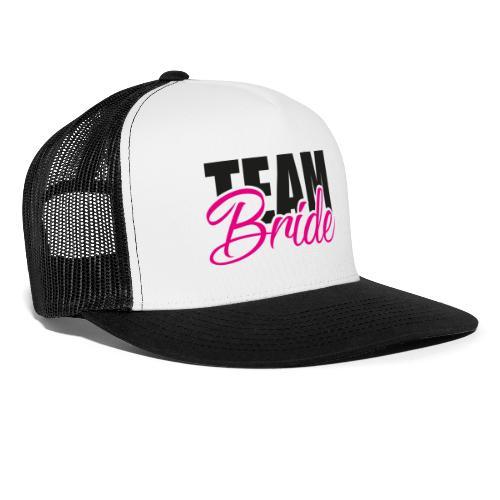 Team Braut Junggesellenabschied - Trucker Cap