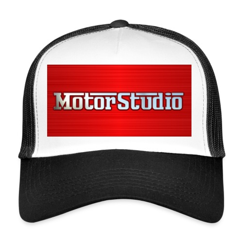 Motor Studio Design 1 - Trucker Cap