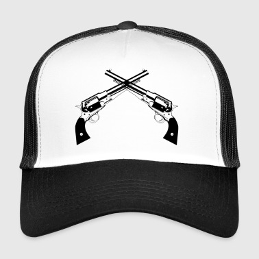 revólver - Gorra de camionero