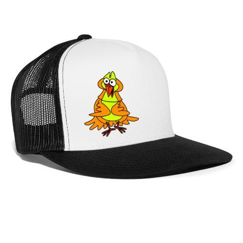 Vogel Nr 3 von dodocomics - Trucker Cap