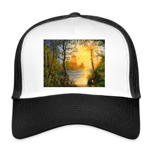 Temple of light - Trucker Cap