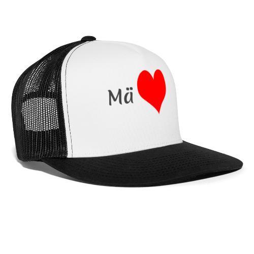 Mä sydän - Trucker Cap