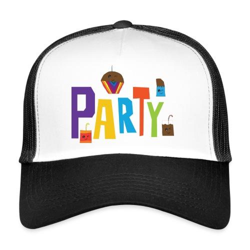 Olivia - Party - Trucker Cap