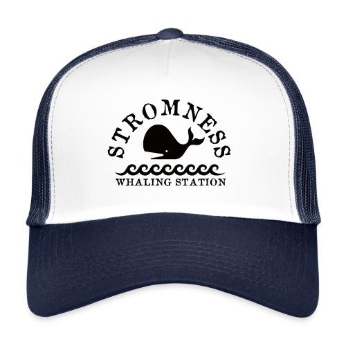 Sromness Whaling Station - Trucker Cap