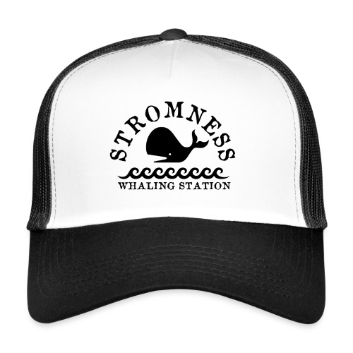 Sromness Whaling Station - Trucker Cap