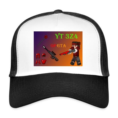 yt 3z4 - Trucker Cap