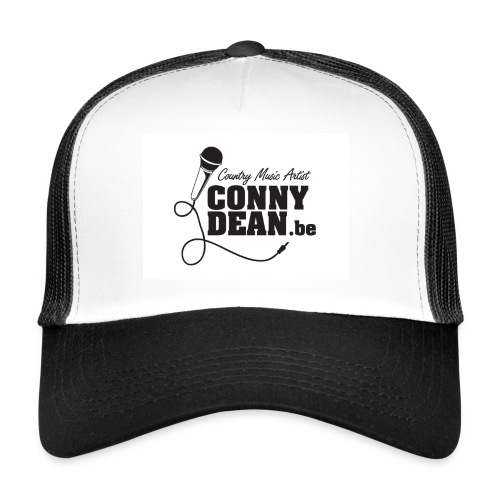 CONNY DEAN klever 45x45 001 - Trucker Cap