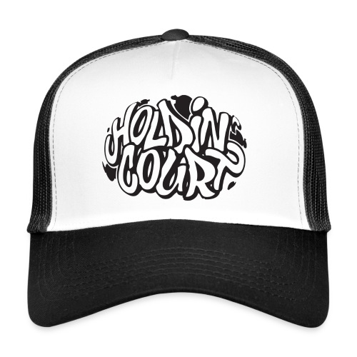 HC Logo (Single Colour) - Trucker Cap