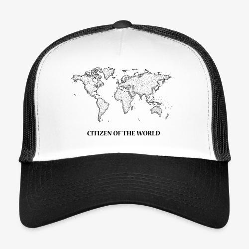 citizenoftheworld - Trucker Cap