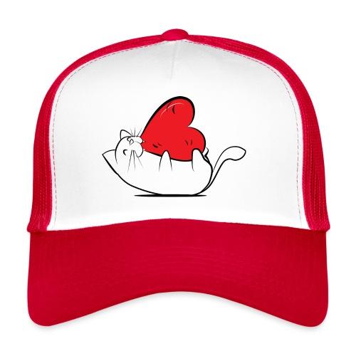 Cat Love - Trucker Cap