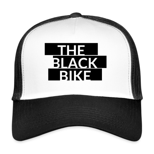 THE BLACK BIKE - Trucker Cap