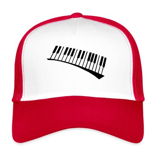 Piano - Gorra de camionero
