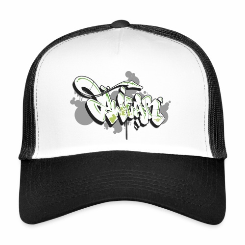 Mesk 2Wear graffiti style 7up ver02 - Trucker Cap