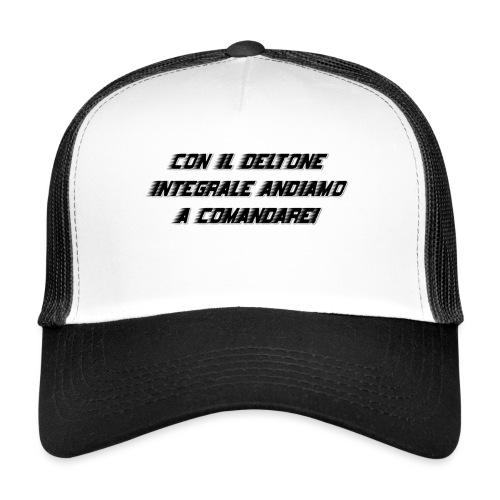 scritta deltone - Trucker Cap