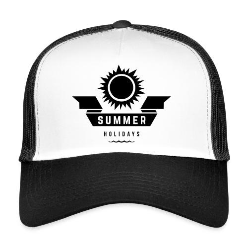 Summer holidays - Trucker Cap