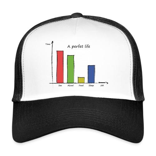 Vita perfetta - Trucker Cap