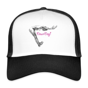Down Dog Yoga - Trucker Cap