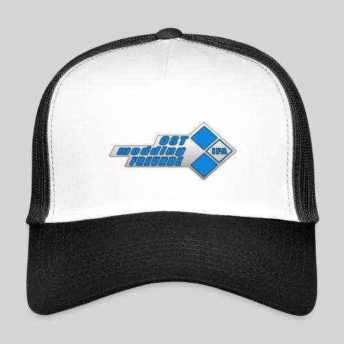 Ost modding Freunde Logo - Trucker Cap