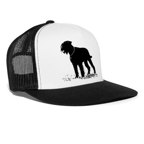 Riesenschnauzer / Schnauzer Hunde Design Geschenk - Trucker Cap