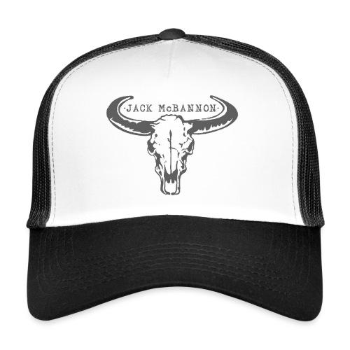 Jack McBannon - Bull Head II - Trucker Cap