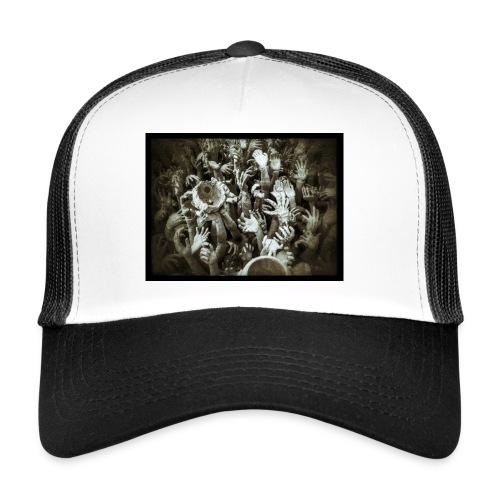Hell Hands - Trucker Cap
