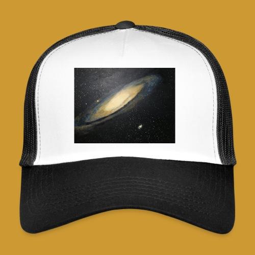 Andromeda - Mark Noble Art - Trucker Cap