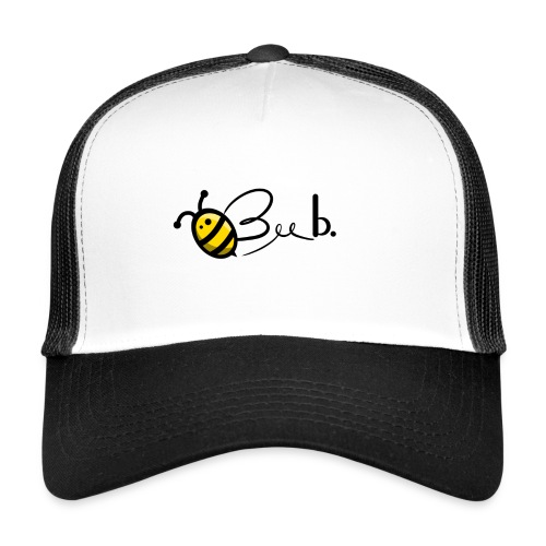 Bee b. Logo - Trucker Cap