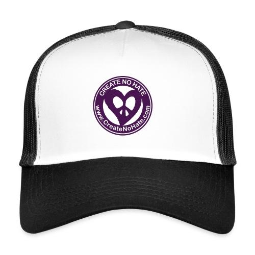 CreateNoHate Logo - Trucker Cap