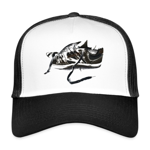 shoe (Saw) - Trucker Cap