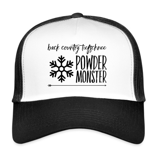 Backcountry Tiefschnee Monster - Trucker Cap