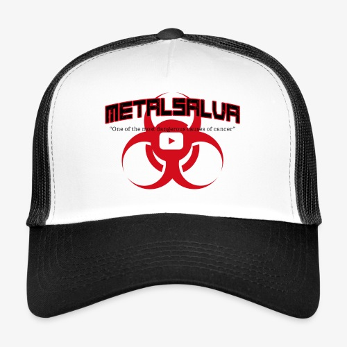 METALSALVA Cancer #1 - Trucker Cap
