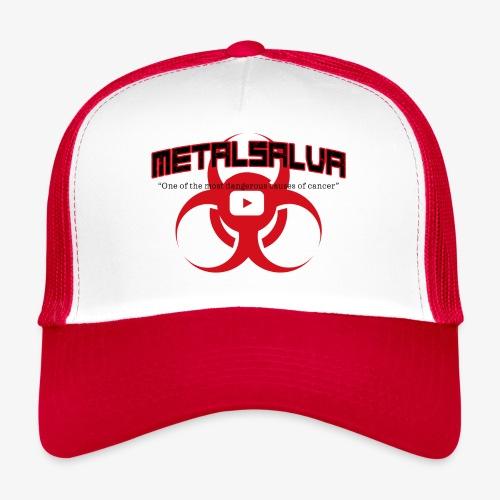 METALSALVA Cancer #1 - Trucker Cap