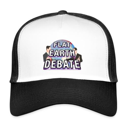 Flat Earth Debate - Trucker Cap