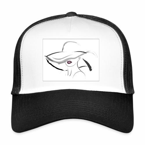 Hat lady - Gorra de camionero