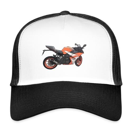 T-shirt Moto - Trucker Cap