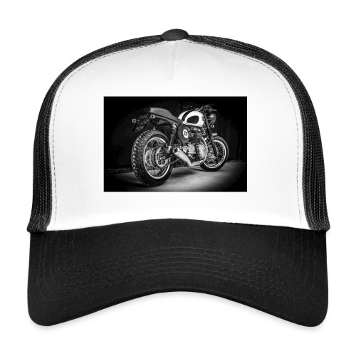 Monia's Thruxton 'Performance Scrambler' - Trucker Cap
