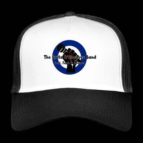 Grits & Grooves Band - Trucker Cap