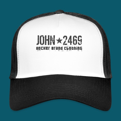 JOHN2469 prova per spread - Trucker Cap