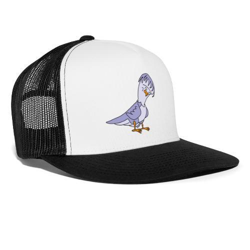 Taube von dodocomics - Trucker Cap