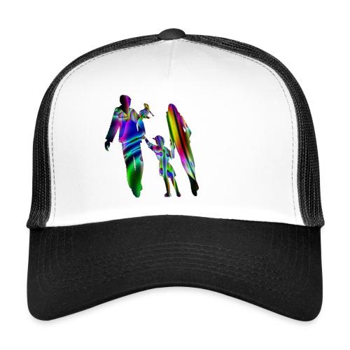famille nombreuse GIF - Trucker Cap