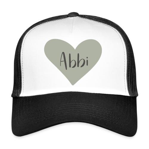 Abbi - hjärta - Trucker Cap