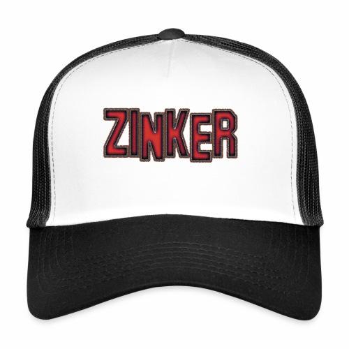 Zinker Logo trans - Trucker Cap