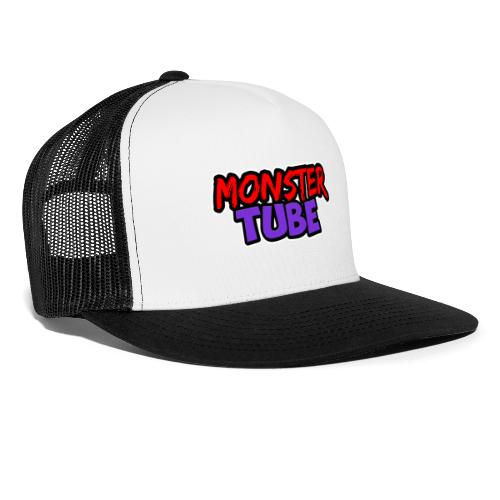 MONSTER tube - Trucker Cap