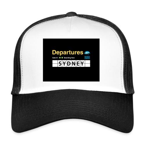 SYDNEY png - Trucker Cap