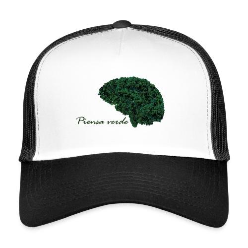 Piensa verde - Gorra de camionero
